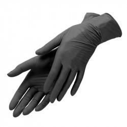 Перчатки нитриловые, химически устойчивые (S) NITRIMAX 100шт