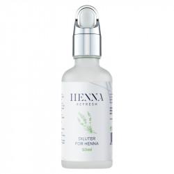 Активный питательный раствор для хны Henna Refresh с экстрактом лаванды, 50 мл