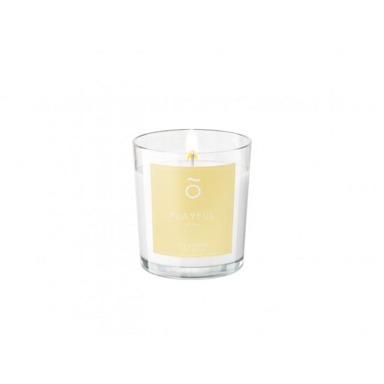 Арома-свеча Emocean с соевым воском PLAYFUL (Citrus), 60 мл