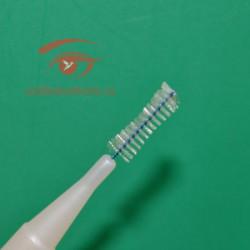 Бэйби-браши (микрощеточки) для нанесения полуперманентной туши