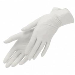 Перчатки виниловые неопудренные (M) VINIMAX 100шт